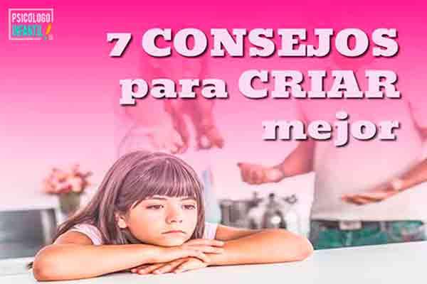 consejos del psicólogo infantil