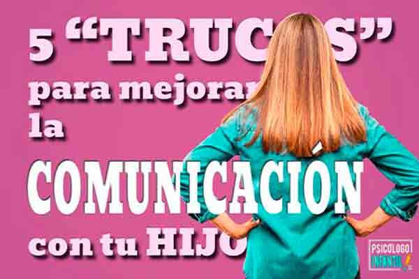 terapia infantil para mejorar la comunicacion con tu hijo