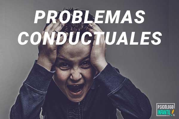 problemas conductuales